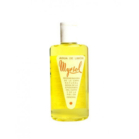 MYRSOL Regenerador After Shave Agua de Limón 200 Ml.