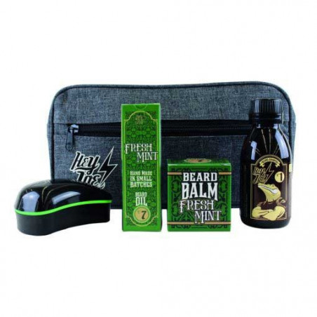 Kit para la Barba de HEY JOE BEARDED SURVIVAL DELUXE Nº7