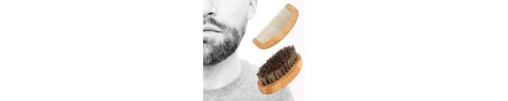 Para tu barba y bigote, los mejores Cepillos y Peines