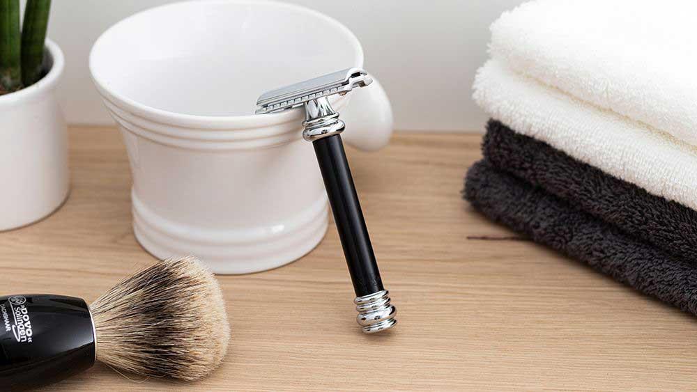 Maquinilla de afeitar Merkur 38C