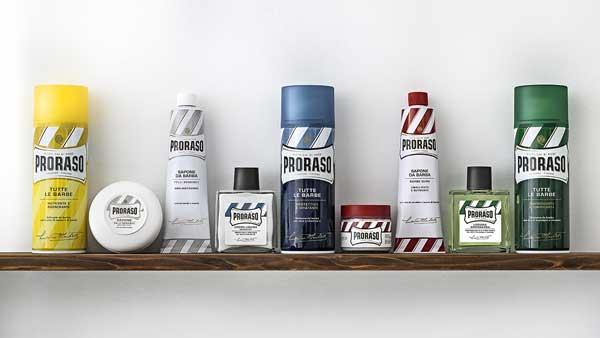 Productos marca Proraso
